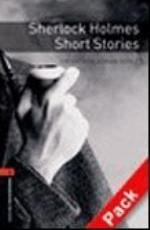 OBWL 3E LEVEL 2: SHERLOCK HOLMES SHORT STORIES AUDIO CD PACK